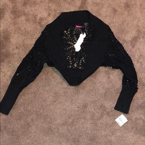 Crochet Shrug Cardigan